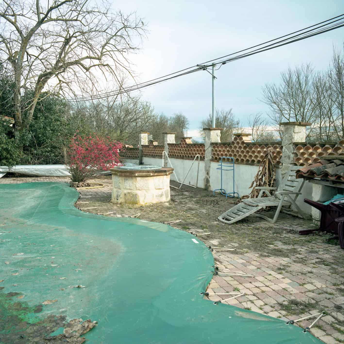 Piscine, canton du Fousseret