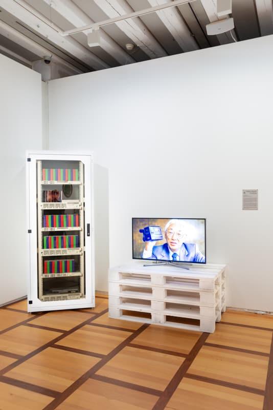 Exposition reGeneration4, Musée de l'Elysée, Lausanne, Suisse, septembre 2020